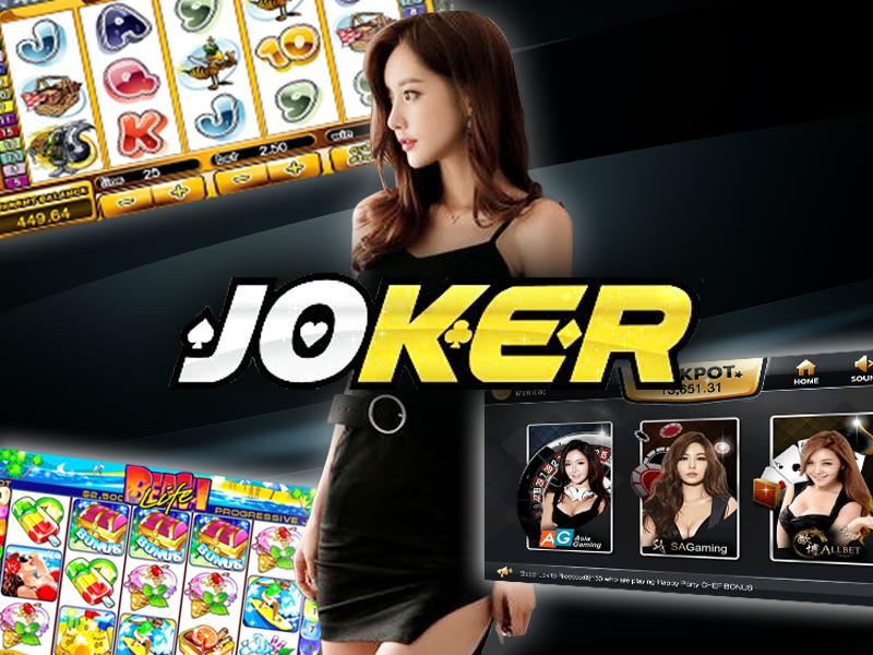 Kemenangan Dari Bermain Game Joker123 Dengan Agen Judi Terpercaya